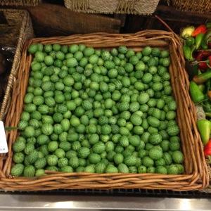 Limonlu salatalik tadindaki minikler